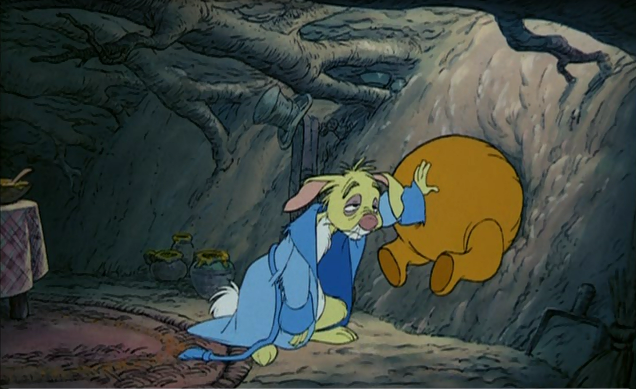 The Many Adventures Of Winnie The Pooh Do Nothing A