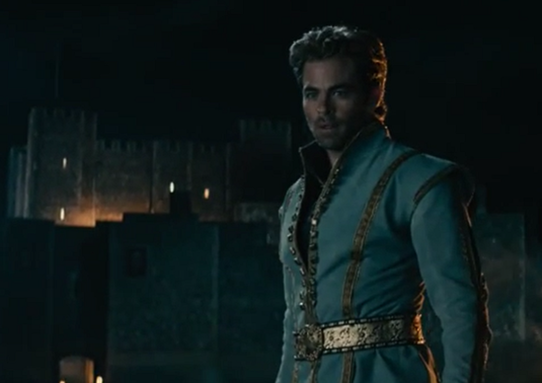 Into the Woods Trailer (A Waltz Through Disney Blog)