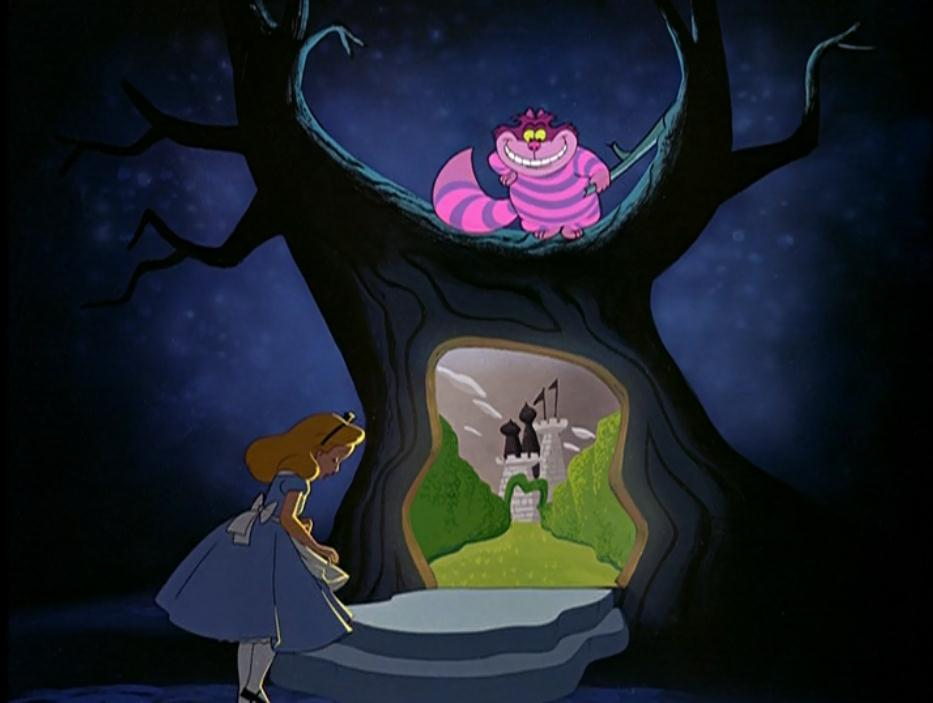 characters Alice meets   Alice In Wonderland Hookah