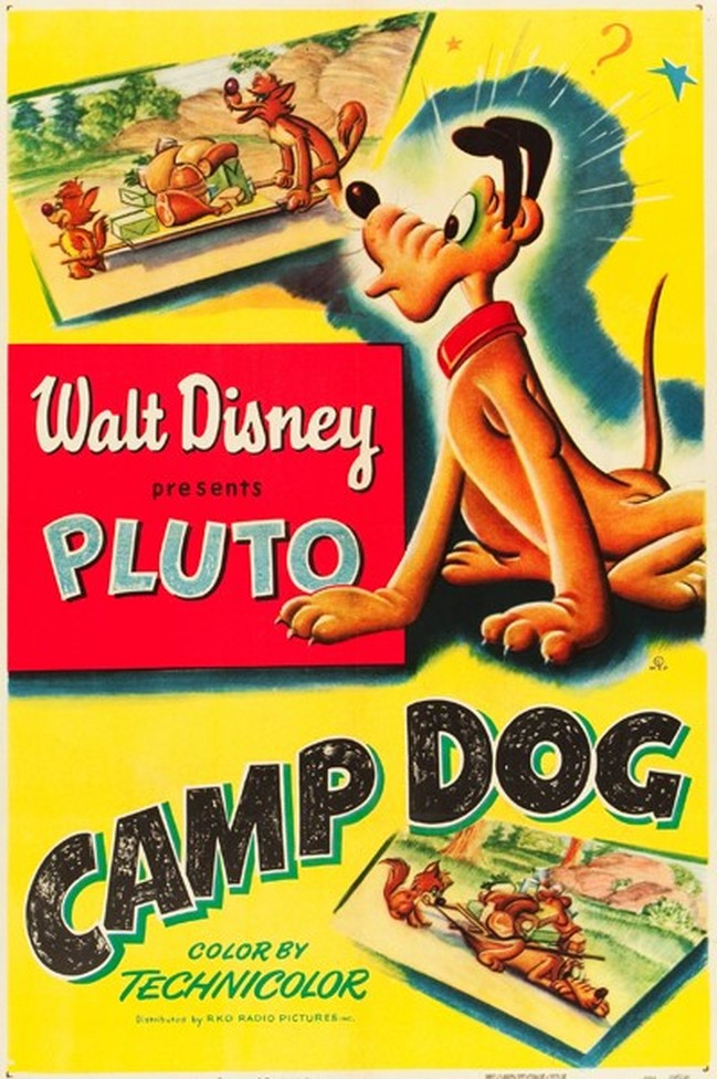 20 DAYS OF SUMMER, DAY 12: CAMP DOG