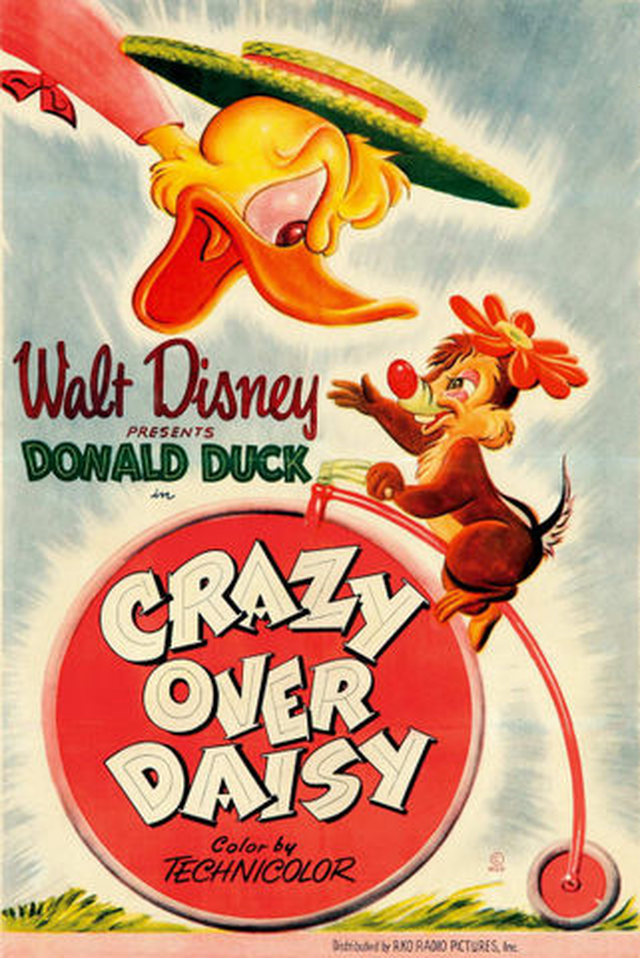 14 Shades of Disney, Shade 12: Crazy Over Daisy // A Waltz Through Disney