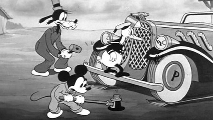 12 Days of the Big Three: Mickey's Service Station