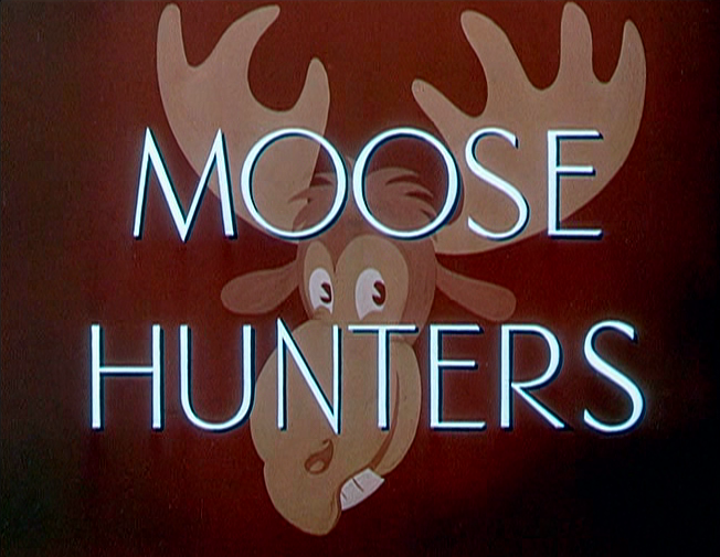 12 Days of the Big Three, Day Five: Moose Hunters