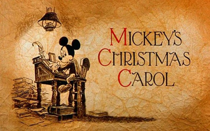 24 Days of Waltzmas, Day 24: Mickey's Christmas Carol // A Waltz Through Disney