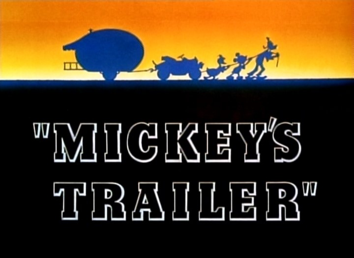 12 Days of the Big Three, Day 10: Mickey's Trailer