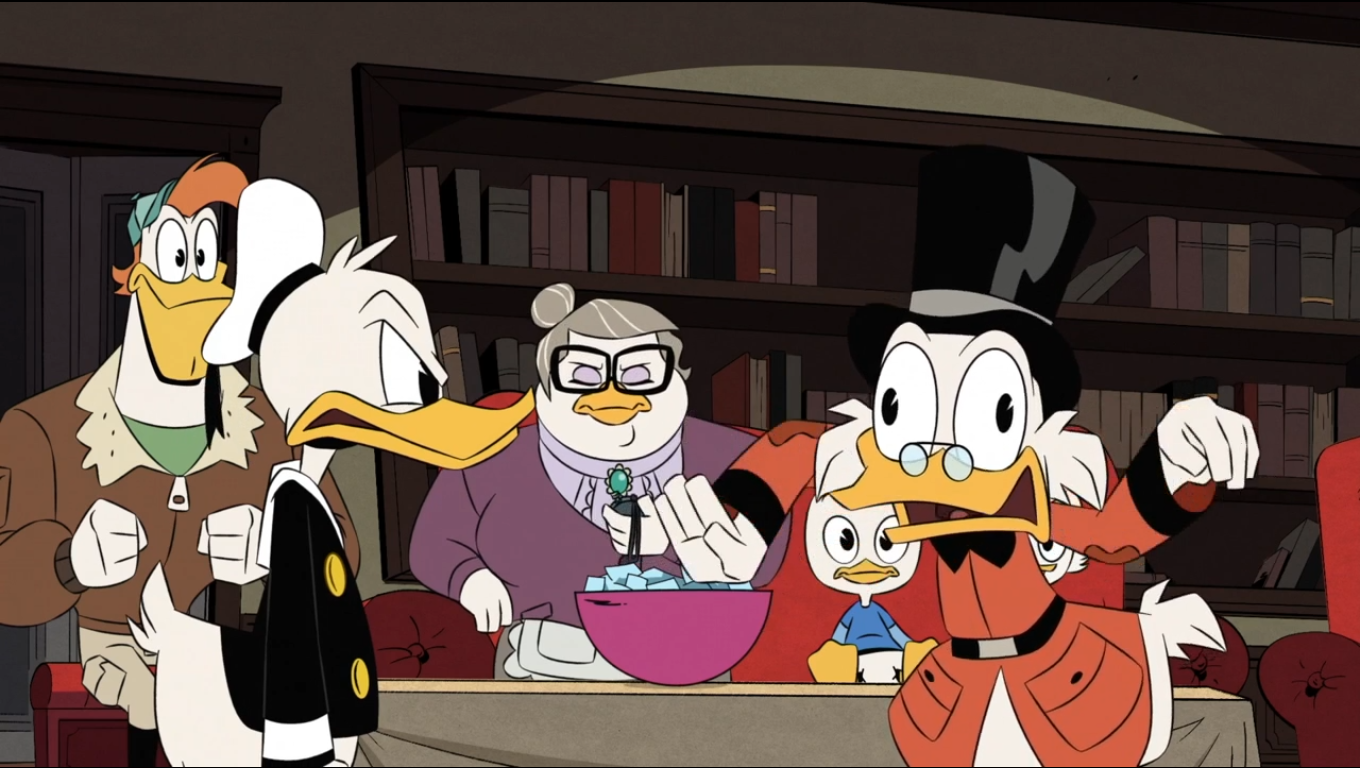 DuckTales, Season 2 Episode 1: