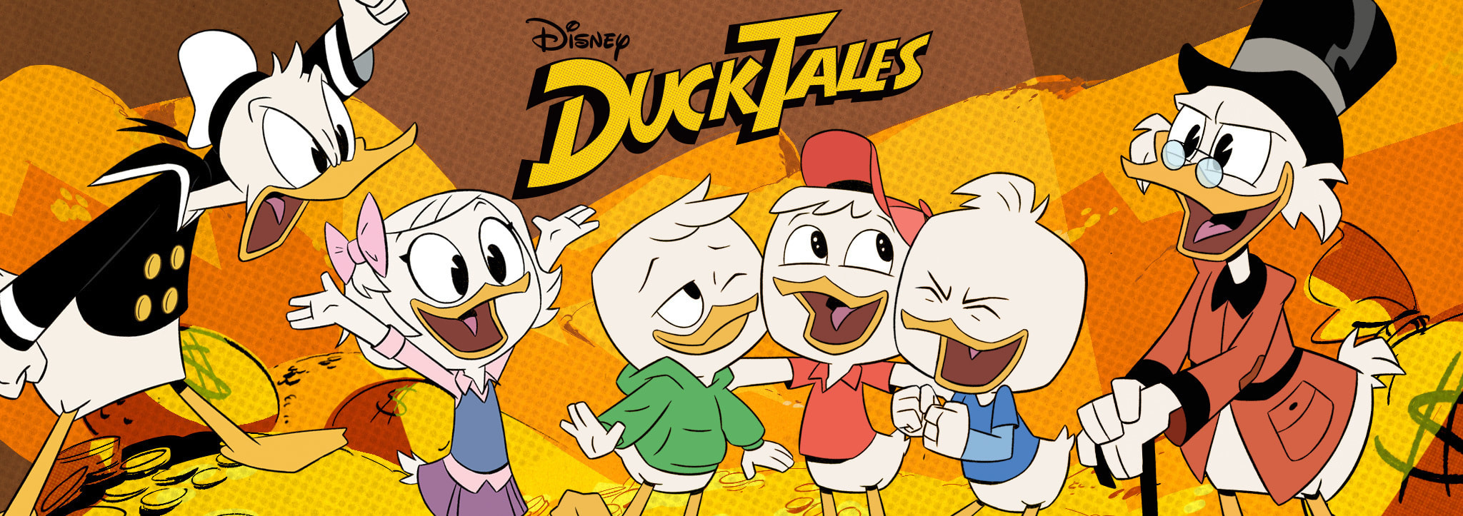 5 Ideas to Host a Colorful DuckTales Party