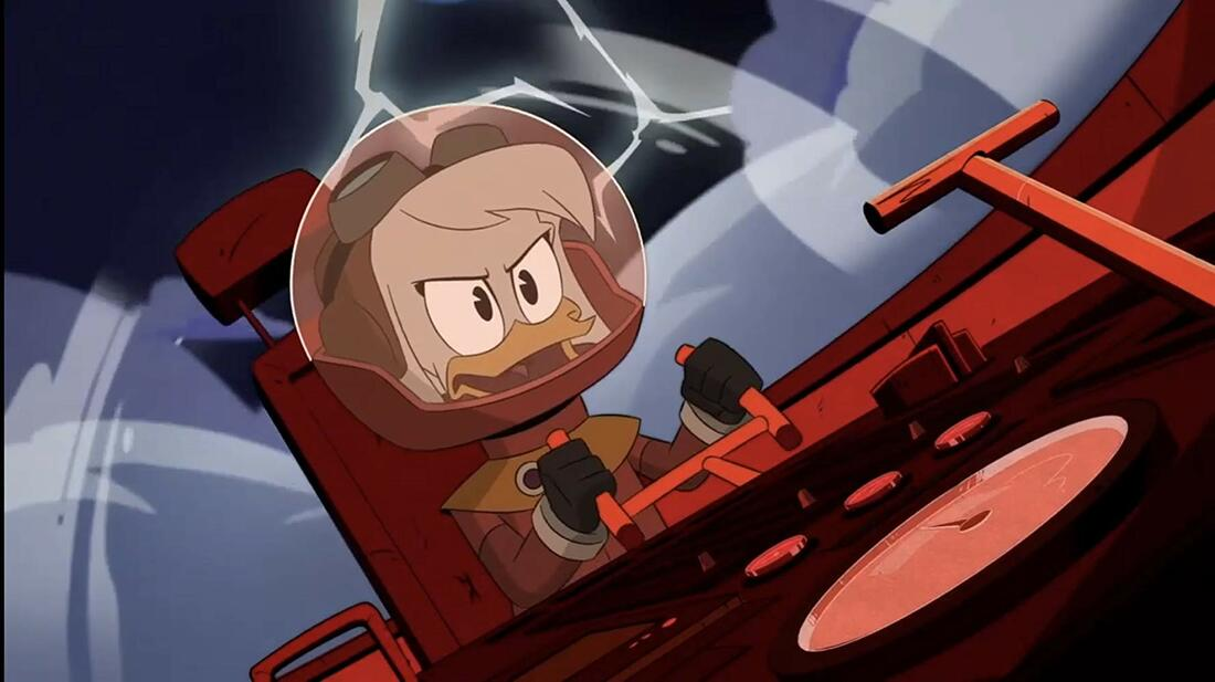 DuckTales, Season 2 Episode 7: