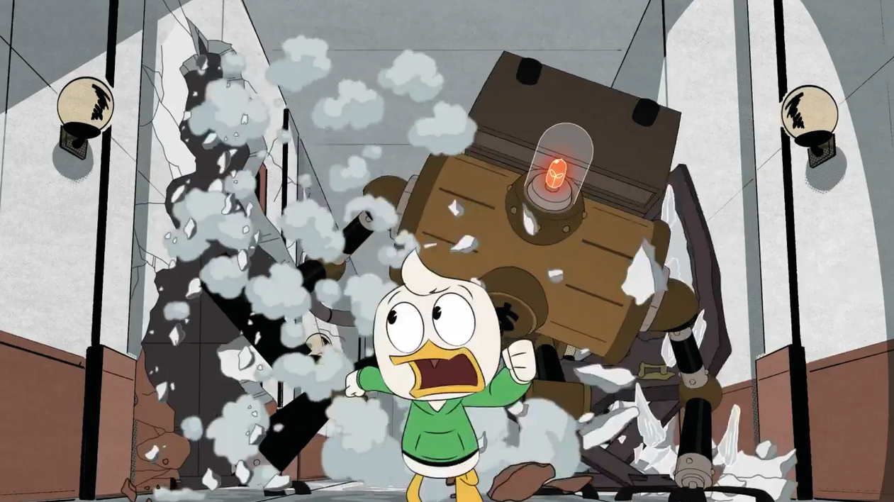 DuckTales, Episode 3: The Great Dime Chase
